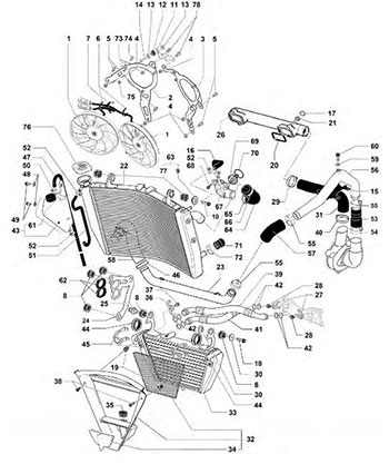 Honda Moto Catalogo Online Di Ricambi Originali