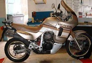 Copertura Lato Chassis Xl600vj 1988 Transalp 600 Moto Honda