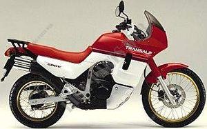 1990 Transalp 600 Moto Honda Motocicli Honda Moto Catalogo