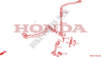 PEDALE Chassis 650 honda-motocicli AFRICA-TWIN 1988 F__2000